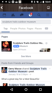 The Sculpture Trails- screenshot thumbnail