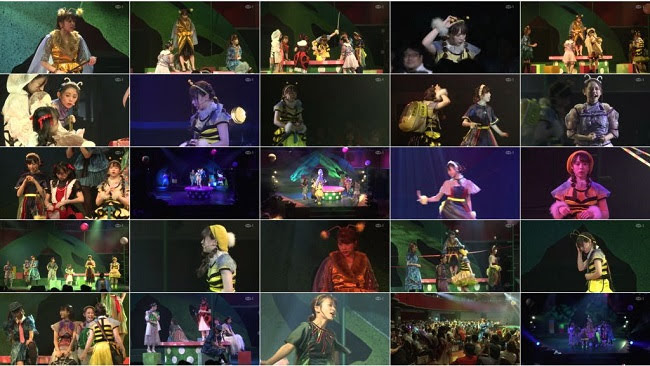 191130 (720p+1080i) AKB48チーム8単独公演 第3弾「Bee School」
