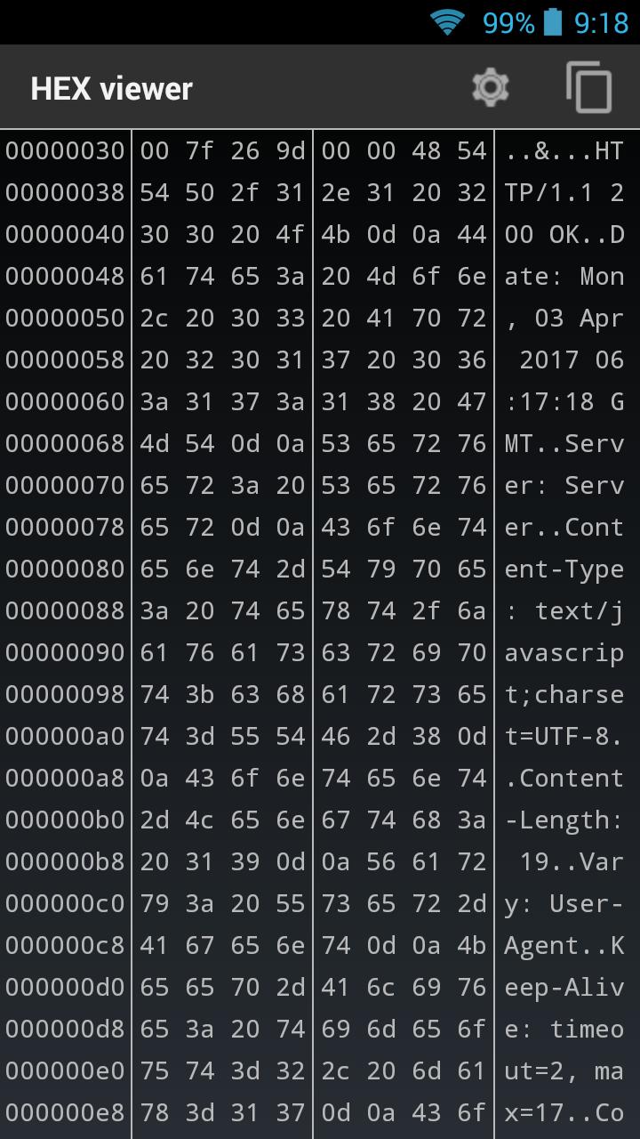 Network Utilities Screenshot 7