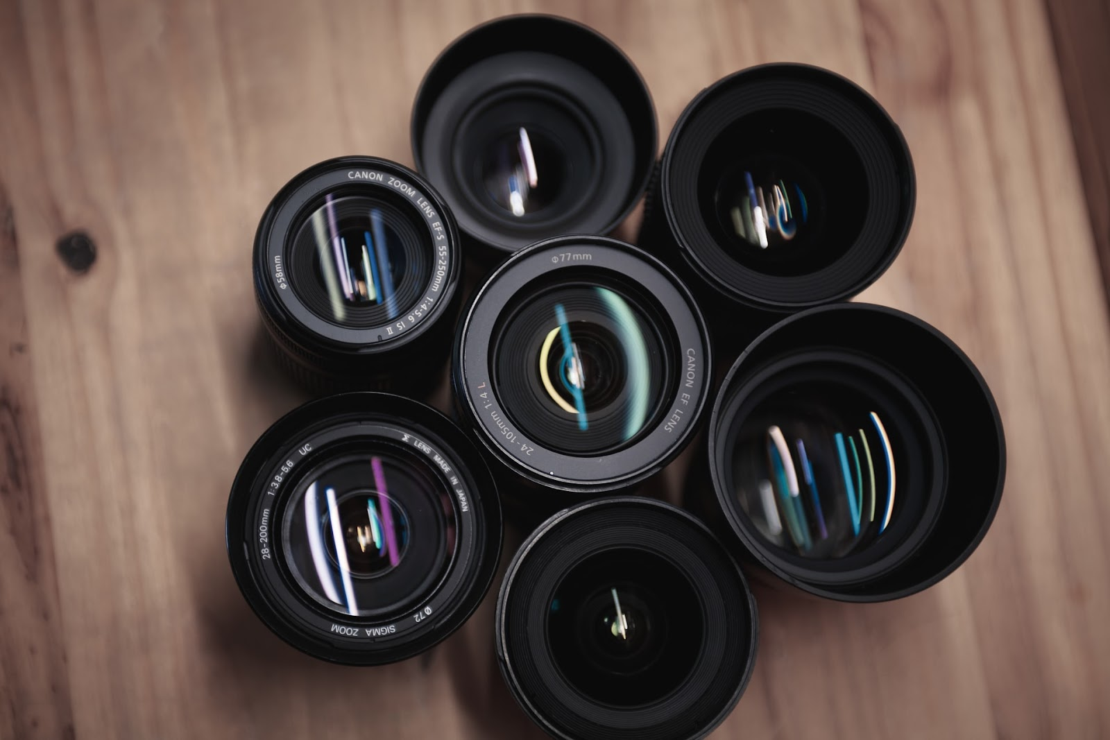 All lenses will cause some degree of lens distortion.
