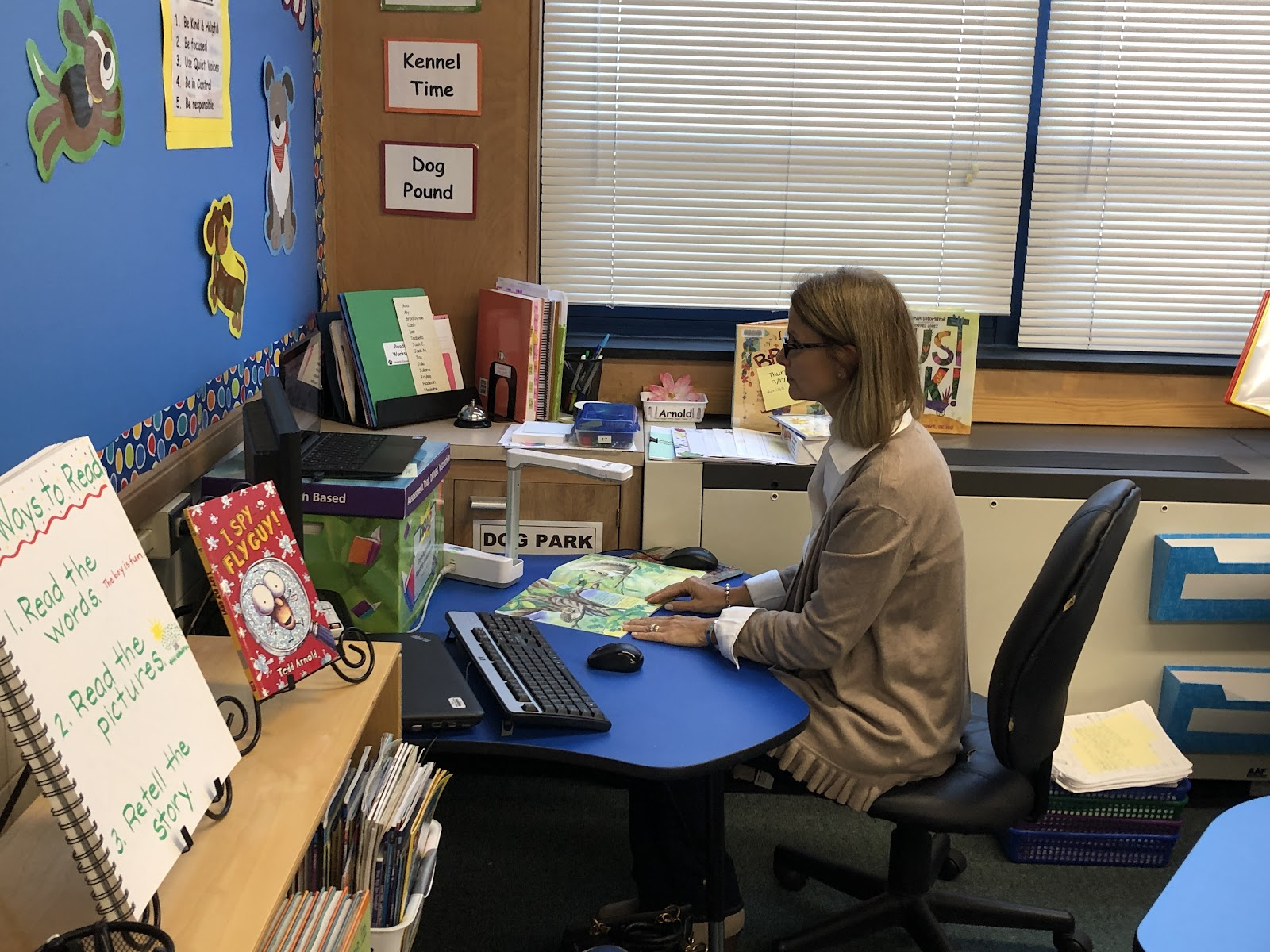 Reading to Students in a Remote Environment