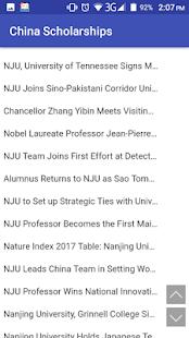 China Scholarships - náhled