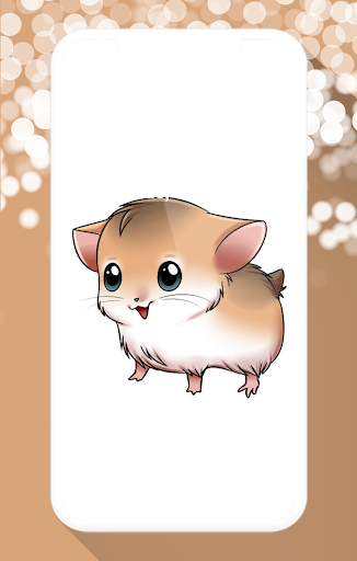 cute hamster wallpapers screenshot 3