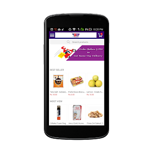 Go360Store - Online Grocery screenshot 0