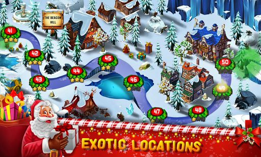 Santa Christmas Escape - The Frozen Sleigh  screenshots 10
