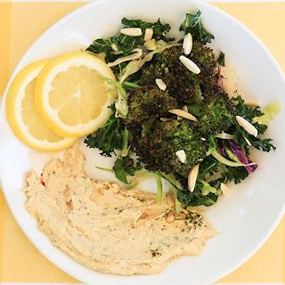 Roasted Broccoli Salad Recipe