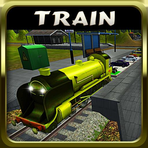 模拟の貨物列車カートランスポーター LOGO-記事Game