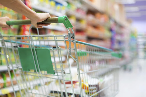 Five national supermarket chains collectively account for between 80% and 90% of the food retail market in South Africa. File photo.