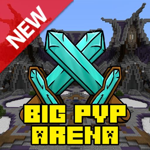 Big PvP arena for MCPE