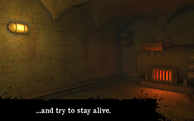 Slender: Noire screenshot