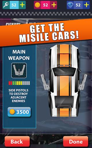 Gangwar Riot - Fastlane Arcade Shooter Car 2D Game  screenshots EasyGameCheats.pro 4