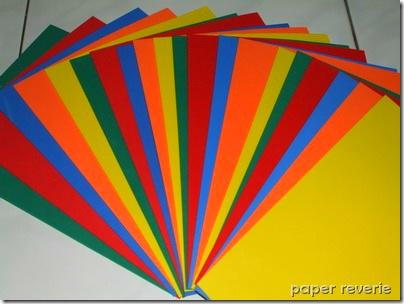 Color Foam Sheets