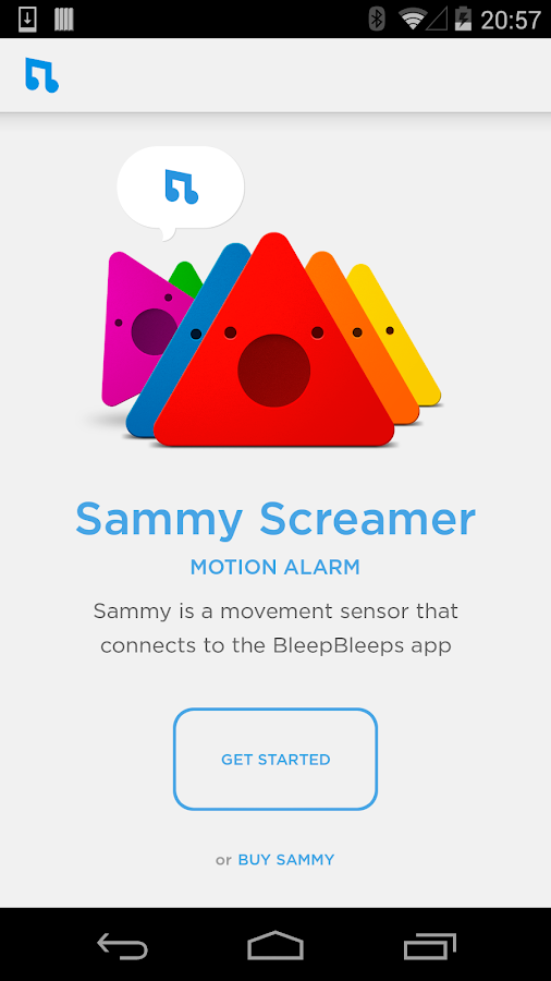 BleepBleeps- screenshot