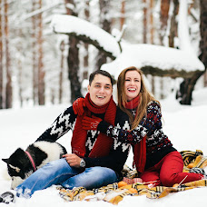 Wedding photographer Alina Naumova (Alischa). Photo of 13.02.2016