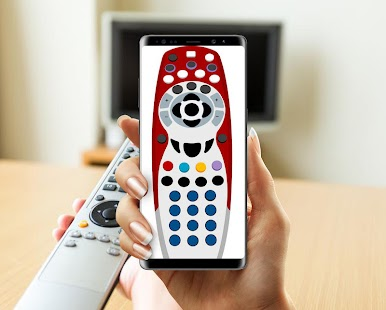 TV remote for Dish DTH- screenshot thumbnail