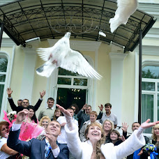 Wedding photographer Vladimir Kovalev (VladimirKov). Photo of 28.10.2014