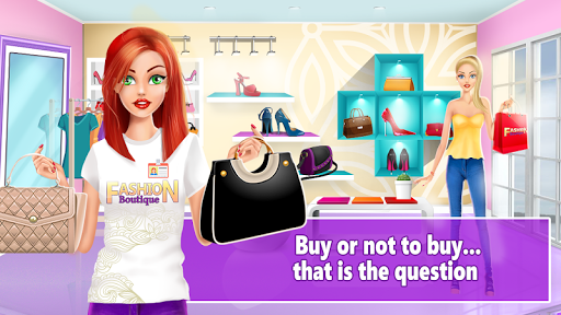 Fashion Boutique Shop Games 4.0 screenshots 2