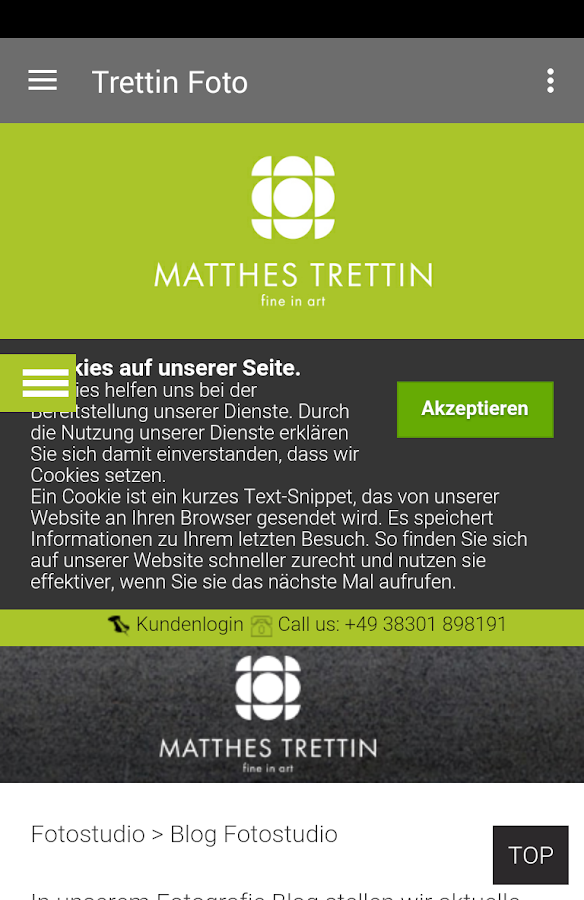 Matthes Trettin- screenshot
