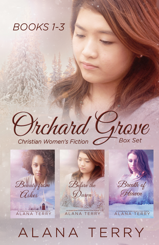 Orchard Grove Box Set 1-3