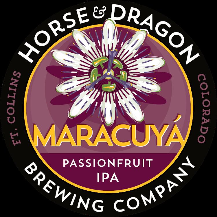 Logo of Horse & Dragon Maracuyá Passionfruit IPA