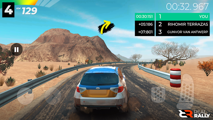 Real Rally Screenshot Image