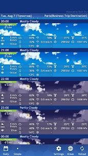 World Weather Forecast 4