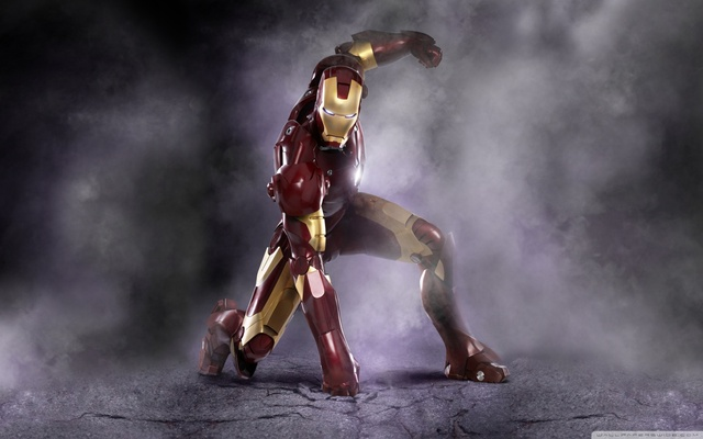 Ironman New Tab Wallpapers
