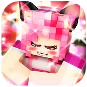 Kawaii Skins for MCPE (Minecraft PE)