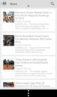 Augusta University Mobile- screenshot thumbnail