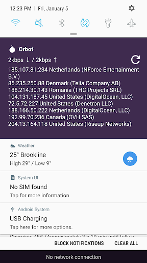 Orbot: Tor for Android 16.2.0-RC-1-tor-0.4.2.7-1-geed732a3 screenshots 7