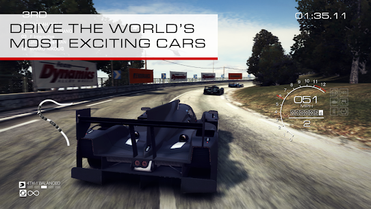 GRID™ Autosport Apk Download For Android and Iphone 2
