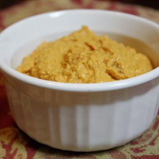 Sun-Dried Tomato Hummus Recipe