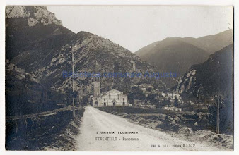 Photo: Ferentillo, Panorama