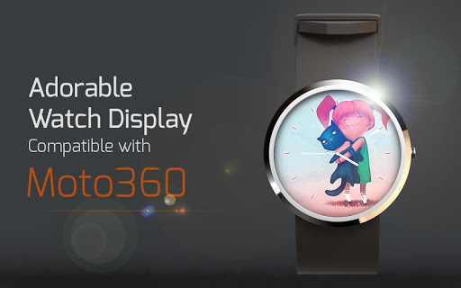 Adorable Watch Display