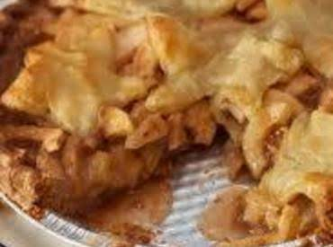New Fashioned Apple Pie Recipe