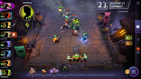 Dota Underlords APK screenshot thumbnail 3