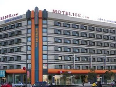 Motel 168 Ji Lin Railway Station Inn