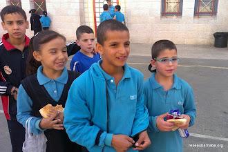 Photo: Ecole SOS Village à Bethléem