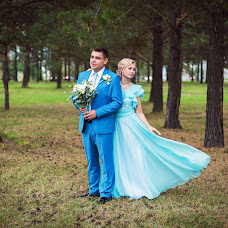 Wedding photographer Anastasiya Rusaleva (Anastasia). Photo of 28.07.2016