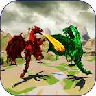 Super Flying Fury Dragon Fight 2018 icon