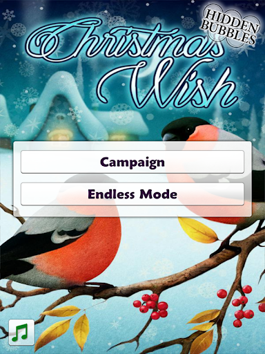 Hidden Bubbles: Christmas Wish