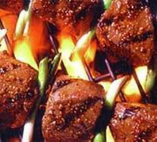 Fiery Beef Satay Skewers Recipe