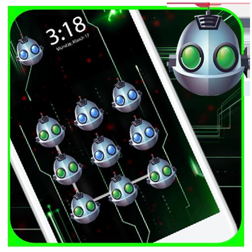 Alien Robot