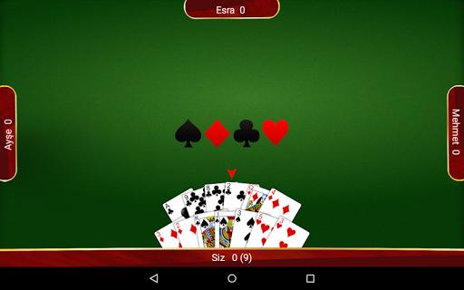 Batak - Tekli, Eu015fli u0130nternetsiz Batak apkpoly screenshots 15