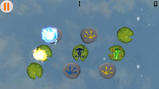 Jumpy Frogs Free 1.51 screenshots 1