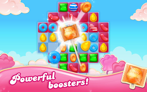 Candy Crush Jelly Saga 2.4.3 screenshots 8