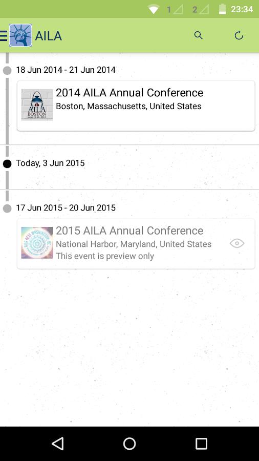 AILA - screenshot