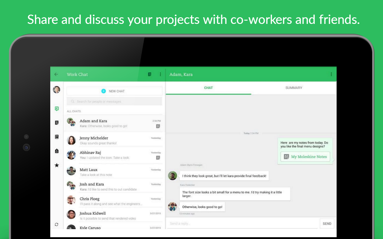 Evernote - stay organized. screenshot #23