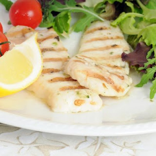 Satisfactory Grilled Cod Fillet.