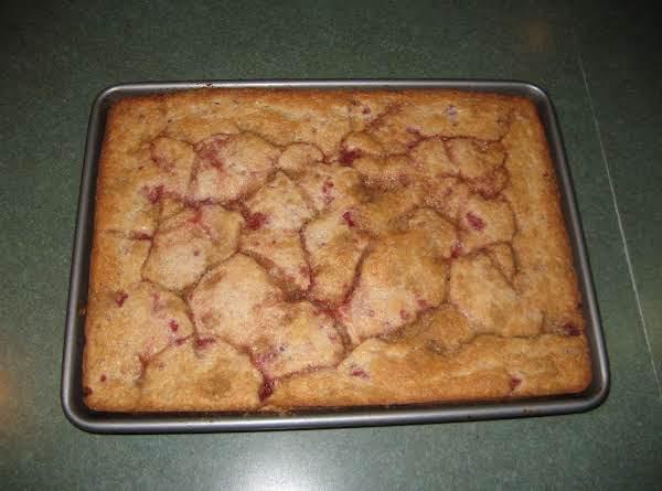 Wineberry Coffee Cake Recipe